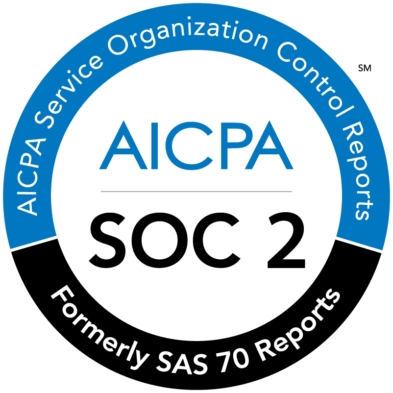 AICPA SOC 2 Compliant