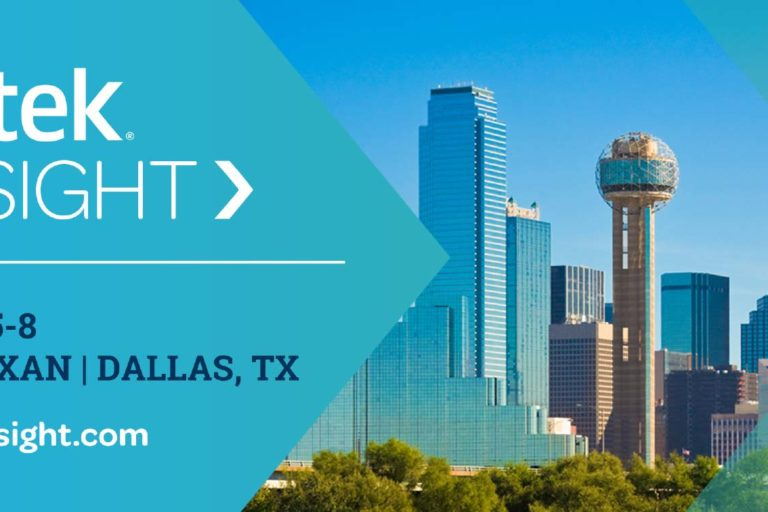 Deltek Insight 2018. Nov. 5-8, 2018. Dallas, TX